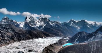 Uno scorcio dell'Himalaya (foto: storieinvisibili.org)