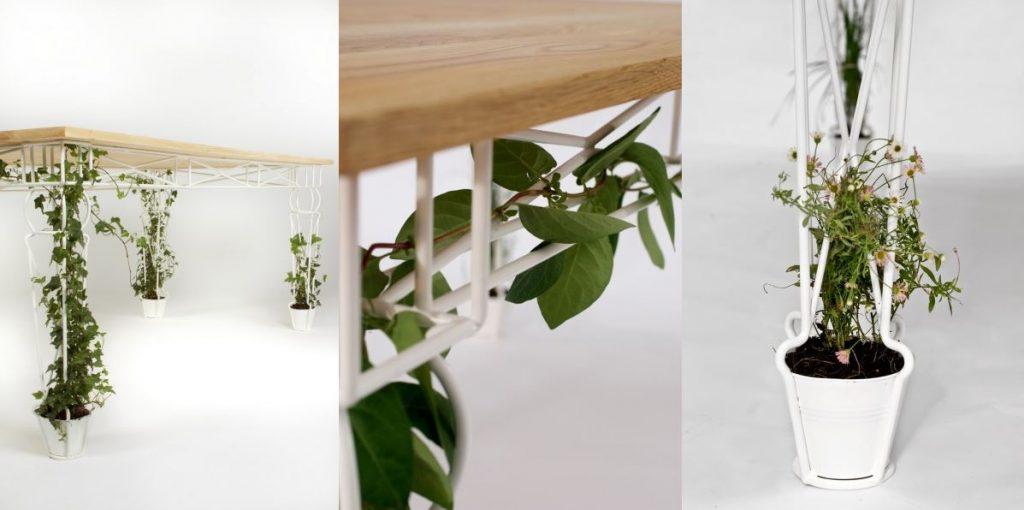 Il tavolo-orto (foto: http://jailmake.com/)