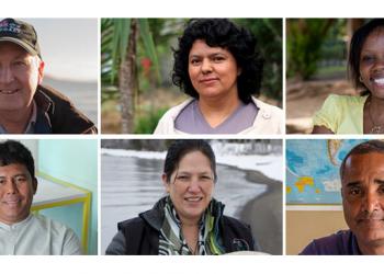 I 6 vincitori del Goldman Environmental Prize