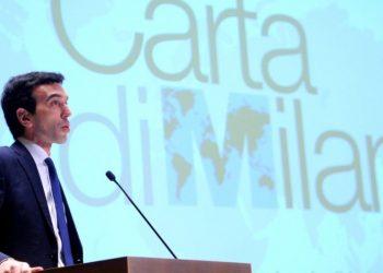 Il ministro dell'agricoltura Maurizio Martina (foto: panorama.it)