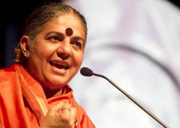 Vandana Shiva (foto: www.huffingtonpost.com)