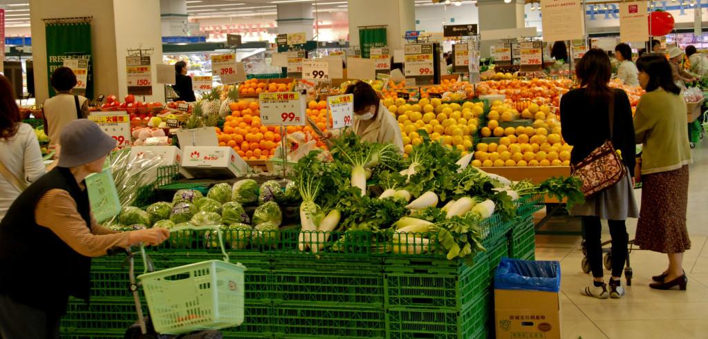 L'interno di un supermercato (foto: www.slowfood.it)