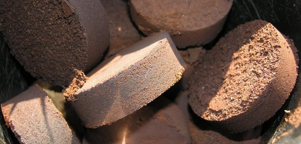 Fondi del caffè (foto: http://www.meteoweb.eu/)