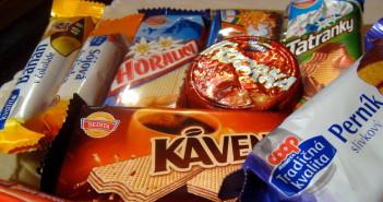 Alcune confezioni di merendine (foto: www.slovakcooking.com)