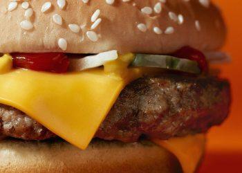 Un hamburger (foto: www.bergamopost.it)
