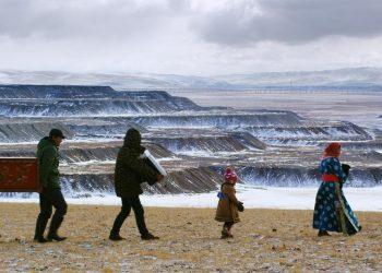 Una scena del film Behemoth (foto: stadio24.com)