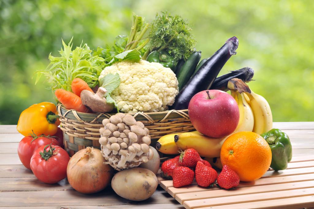 Frutta e verdura (foto: osteopatafisioterapista.wordpress.com)