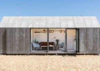 Casa prefabbricata dello studio di architettura Abaton / homify.it