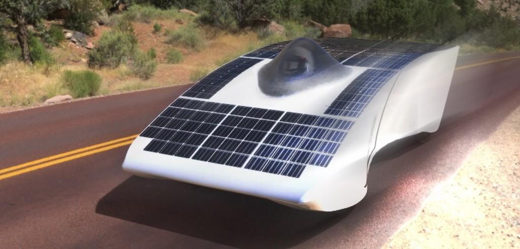 archimede-solar-car