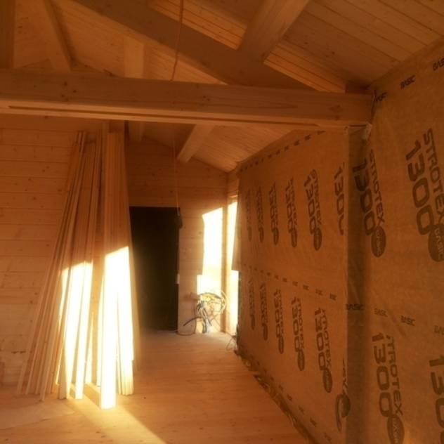 Case prefabbricate in legno il futuro che nasce dal for Case prefabbricate ecosostenibili