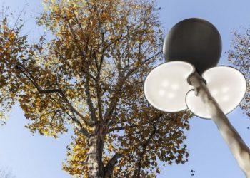 Clover, la smart lamp di Parigi