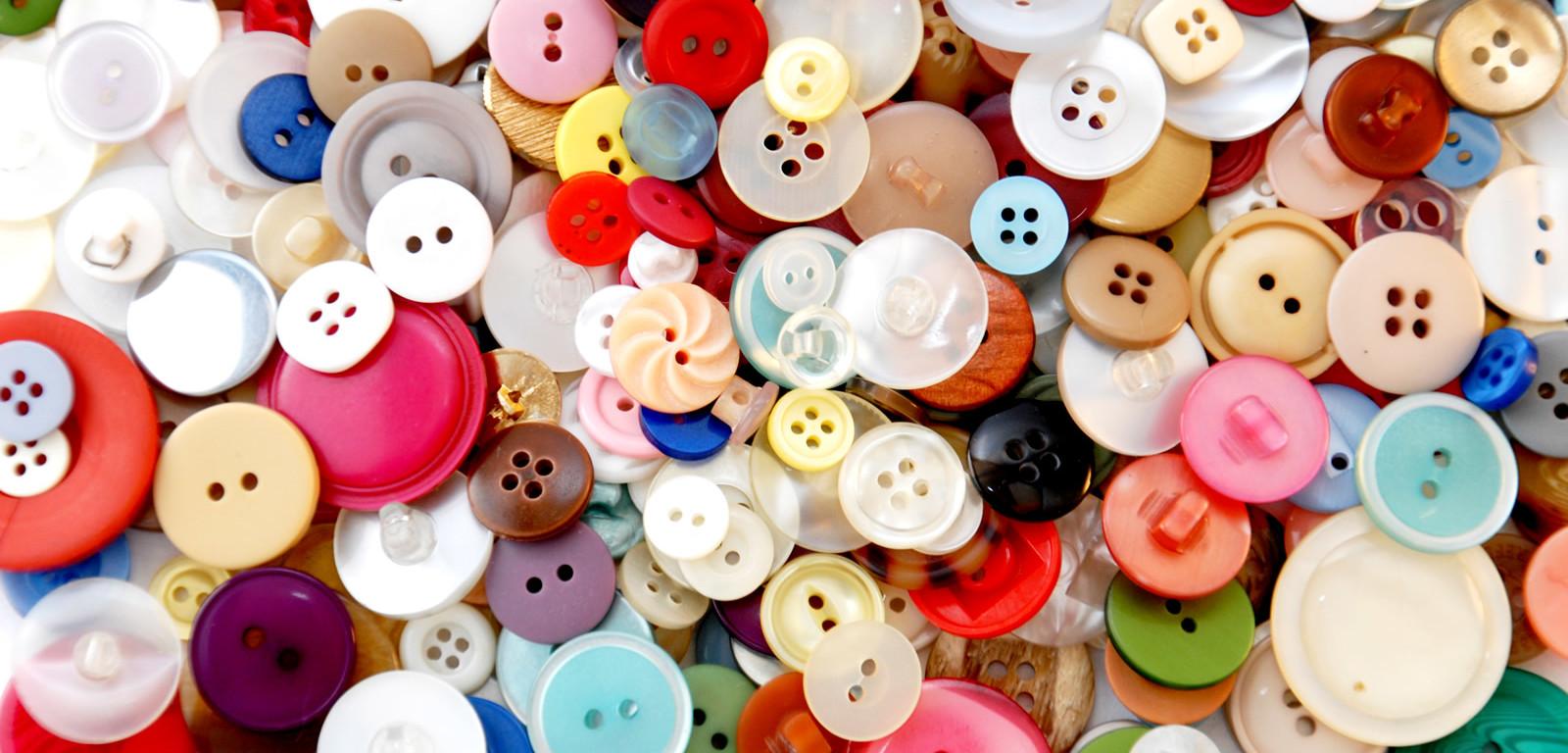 Idee Di Riciclo Per Natale riciclo creativo con i bottoni: qualche idea per il natale