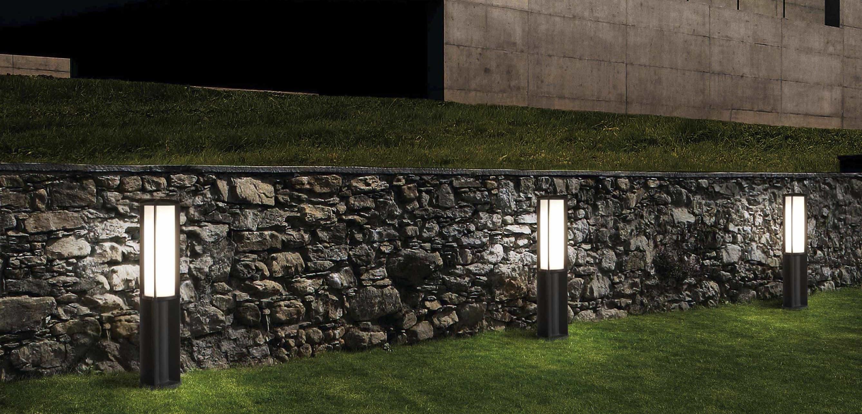 Illuminazione green per il giardino - Lampade da giardino da terra ...