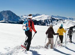 sport invernali - ciaspole