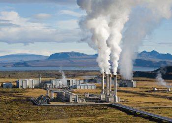 impianto per la geotermia