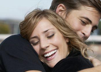 I benefici di un abbraccio