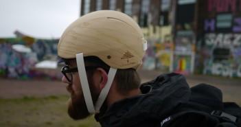 casco biodegradabile