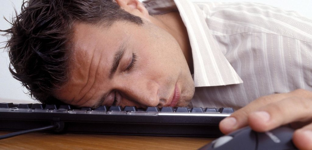 mancanza di sonno