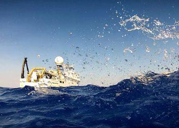 Una nave per la ricerca oceanica