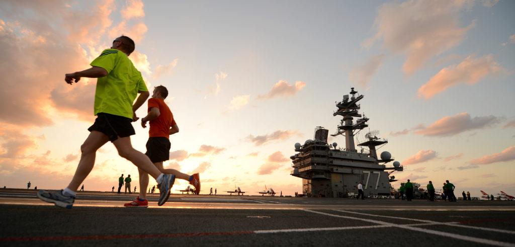 La corsa migliora la vita