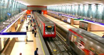 Santiago del Cile_metro