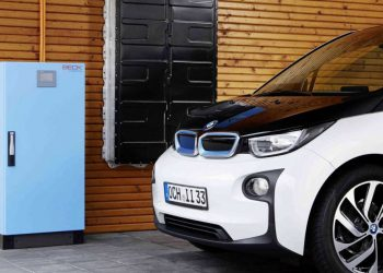 storage domestico BMW i3