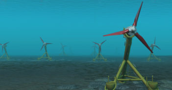 Scozia, energia dal mare