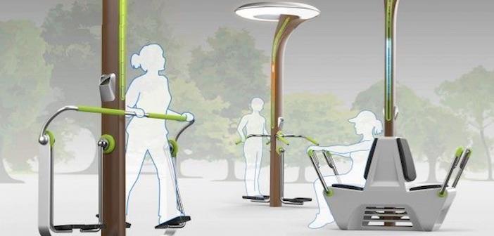 CityLight Street Lamp