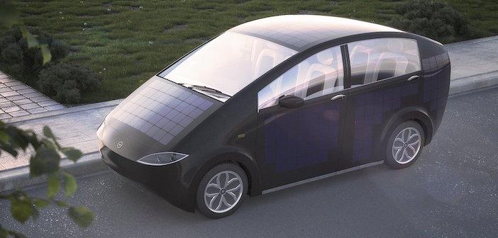 Sion auto solare