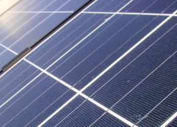 Vecchi pannelli solari
