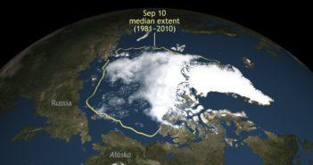 Allarme NASA: il ghiaccio artico scomparirà entro il 2030