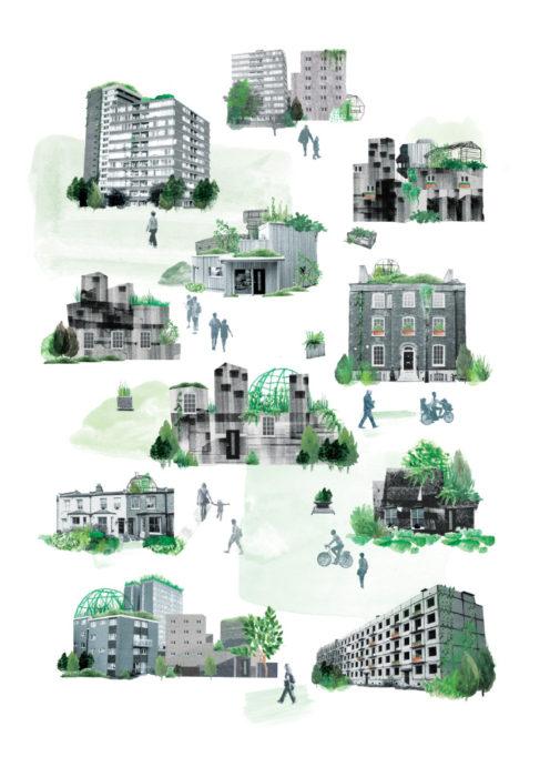 Ecotopia, Caitlin Parks, London Design Festival