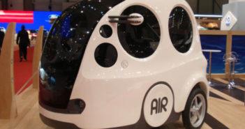 Auto ad aria compressa
