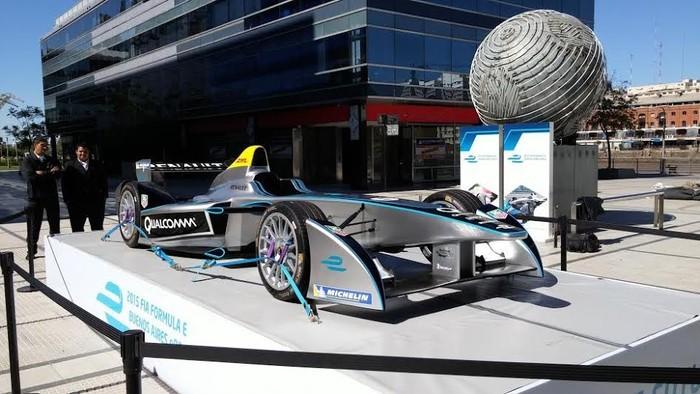 Formula E automobili elettriche