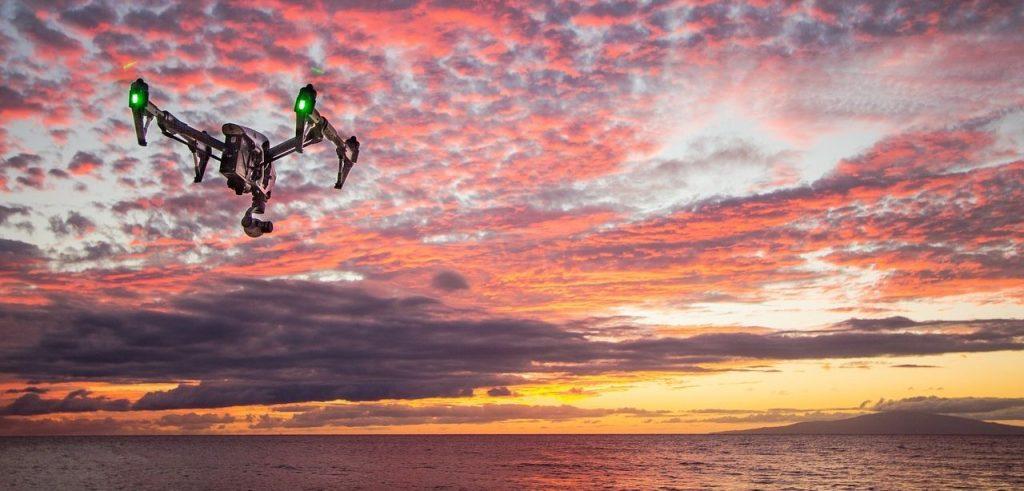Droni per proteggere gli animali