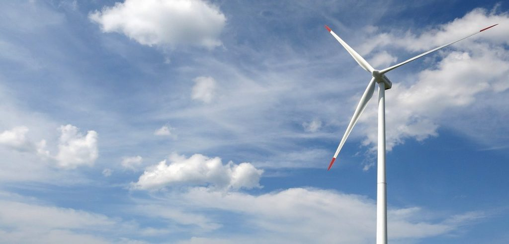 Solo energia sostenibile nel 2050