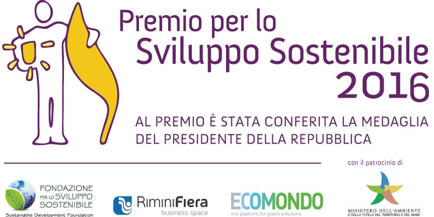 Premio Sviluppo sostenibile 2016