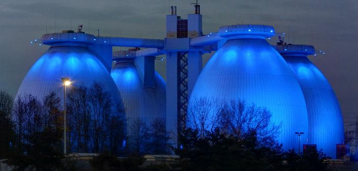 Impianto Biometano