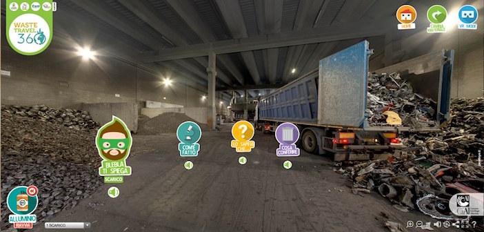 Waste Travel 360°