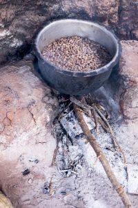 Cucine tradizionali in Kenya