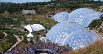Eden project: educazione ambientale nella serra più grande al mondo