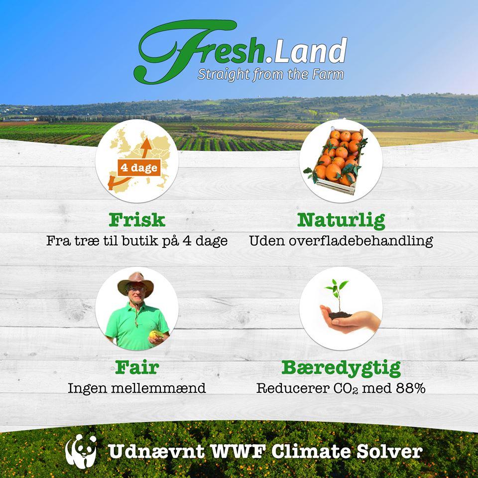 Fresh.Land è una startup danese rivolta al mercato agricolo la cui mission è accelerare il processo distributivo dal produttore al consumatore