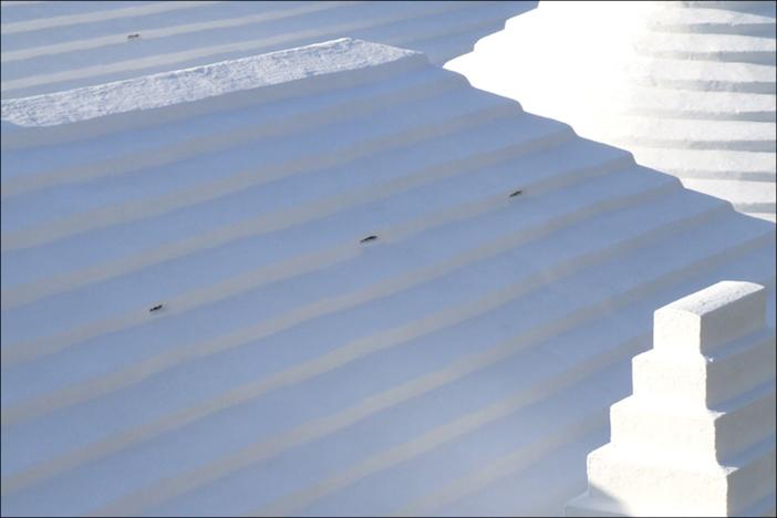 Architettura sostenibile vernacolare i tetti delle bermuda for Architettura vernacolare