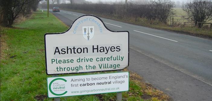 villaggio sostenibile