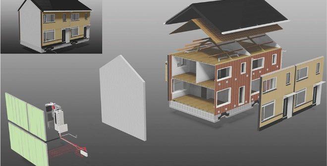 Energiesprong un progetto di housing sociale ed edilizia circolare nato cinque anni fa in Olanda che inizia ad attecchire anche in Italia.