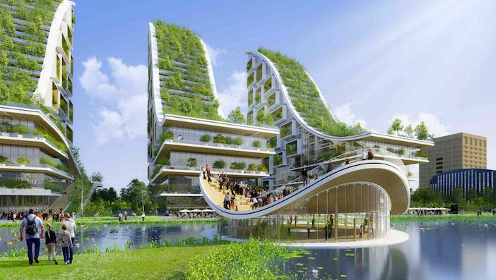 Archibiotica l architettura visionaria di vincent for Eco architettura