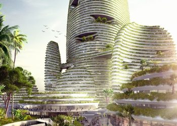 foresta urbana torre