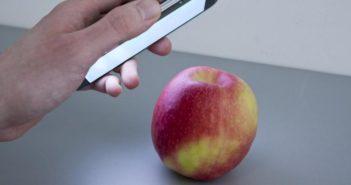 Ecco hawkspex l'app per l'analisi del cibo in grado di capire, grazie alla fotocamera dello smartphone le proprietà e le qualità del cibo fotografato