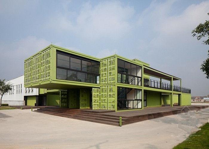 Gli elevati standard di sostenibilità e le tecnologie innovative cambiano l'edilizia mondiale: è iniziata l'era della costruzione modulare prefabbricata