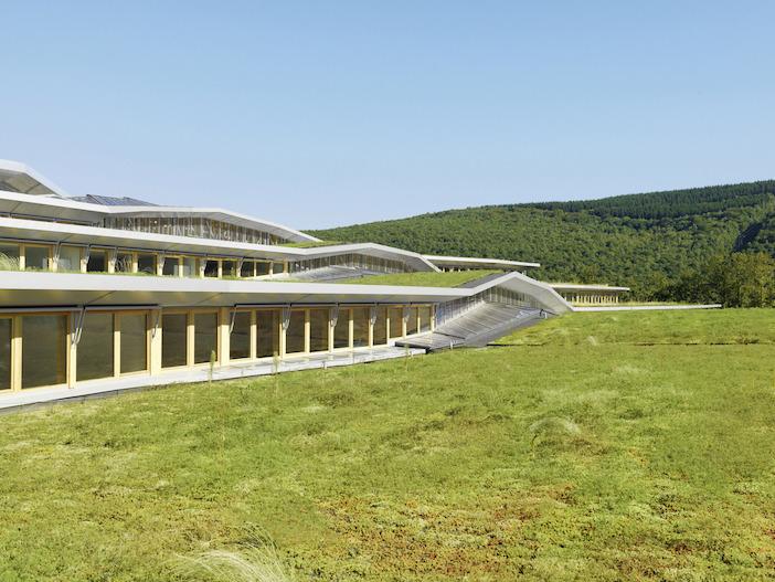 Riqualificazione territoriale sostenibile in francia la for Sezione tetto giardino